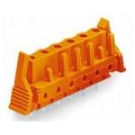 Connecteur femelle Orange ref. 232-764/039-000 Wago