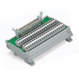 Module interface HE10 ref. 289-501 Wago