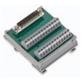 Module interface sub-d mâle ref. 289-540 Wago
