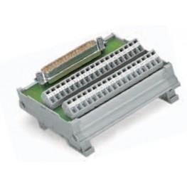 Module interface sub-d mâle ref. 289-546 Wago