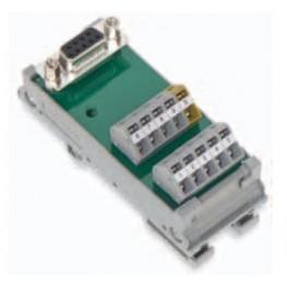 Module interface sub-d femelle ref. 289-575 Wago