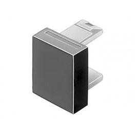 Calotte plastique carrée  ref. 019512 EAO secme