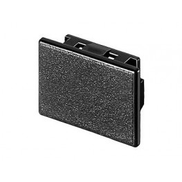 Obturateur rectangulaire gris ref. 029498 EAO secme