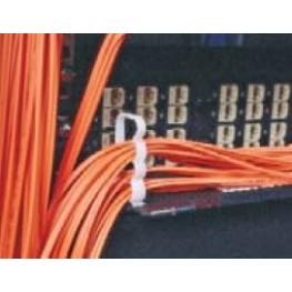 Guide câble noir en ABS ref. WBS6-Q60 Panduit