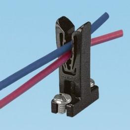 Support pour extrémité de fil ref. WEH-E8-C Panduit