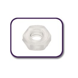 Ecrou héxagonal M12 ref. 051-1060-000-11 Skiffy